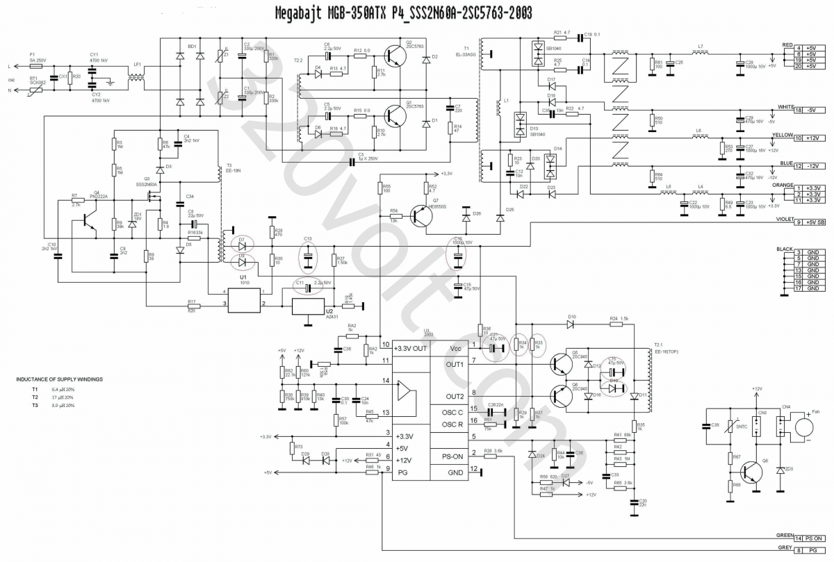 Perfect Smps 450w Mold - Electrical Wiring Diagram Ideas - homesuite ...