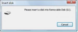 Hướng dẫn kiểm tra USB flash và nạp lại FW cho USB fix lỗi Insert disk in drive, Write-protect Usb1-300x125